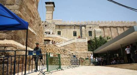 Israel to Build Additional Buildings in Ibrahimi Mosque