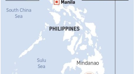 6.8 M Earthquake Strucks Southern Philippines, Kills A Child