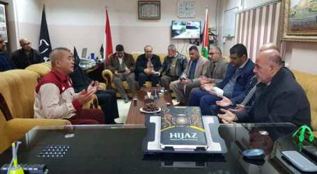 Mother of Indonesian Volunteer Passes Away, Gazans Convey Condolences