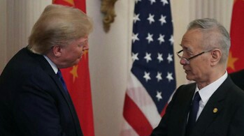 US-China Sign First Phase of Trade Peace Agreement