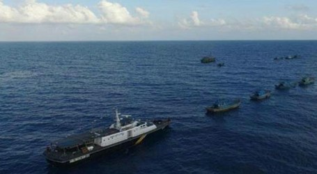 China Refuses Indonesian Protests Regarding Incidents in Natuna Waters