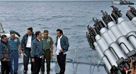 Indonesia Rejects the US Assistance to Overcome Natuna's Problems