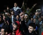 Thousands of Palestinians Reject Trump Agrepement