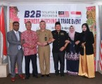 B2B Halal Products of Indonesia-Malaysia Held in Bandung