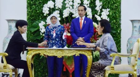 Indonesia-Singapore Sign Double Tax Avoidance Agreement