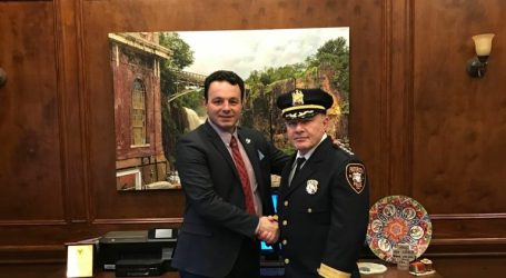 Baycora Becomes First Muslim Police Chief in Paterson City