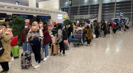 As 243 Indonesian Citizens Free from Covid-19 After 14 Days of Observation