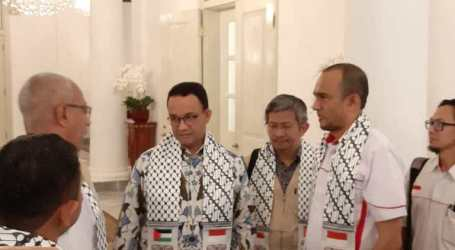 MER-C to Send 11 Indonesian Volunteers to Gaza