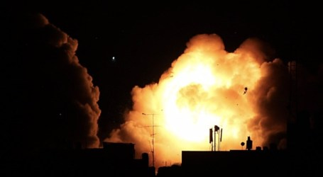 Attack Each Other, Seven Gazans Injured by Israeli Airstrikes