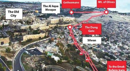 New Judaization Through the Cable Car Project in Jerusalem