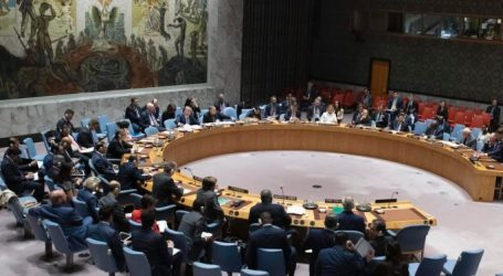 UNSC to Discuss Israel's Annexation Plan on June 24  Ramallah