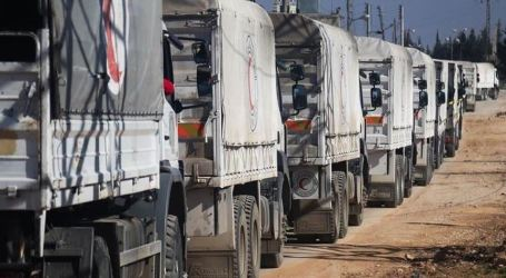 UN Sends Humanitarian Aid to Idlib, Northwestern Syria