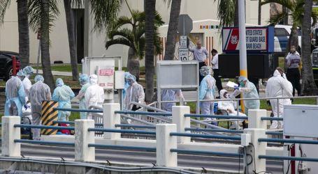 Coronavirus Cases Surpass 600.000