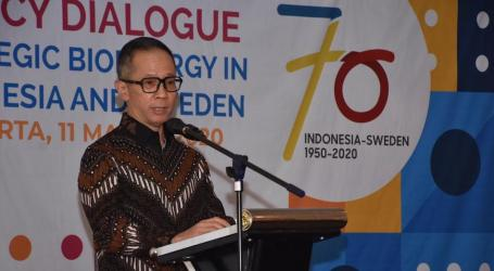 Indonesia-Sweden Promote Bioenergy Development Cooperation