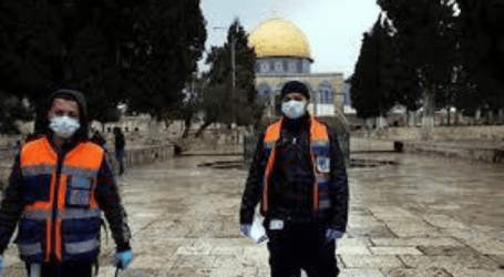 Al-Aqsa Mosque Complex Totally Closed