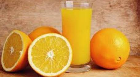 Drink Orange Juice to Fight Against COVID-19