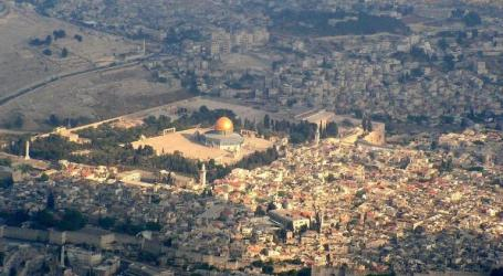 "Al-Quds International Institution Urges Jordan to Reject ""Political Ploy"" Against Aqsa"