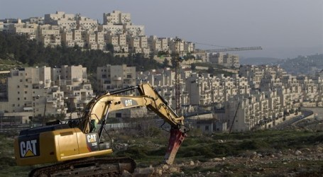 EU Calls for Israel to Stop Building Illegal Settlements