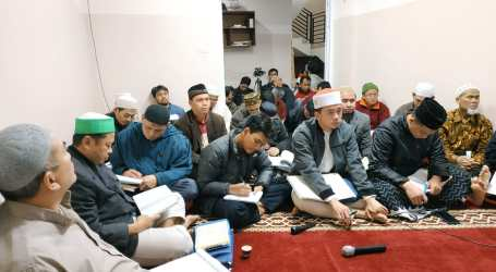 Indonesian Volunteers in Gaza Welcome Ramadan with Various Activities