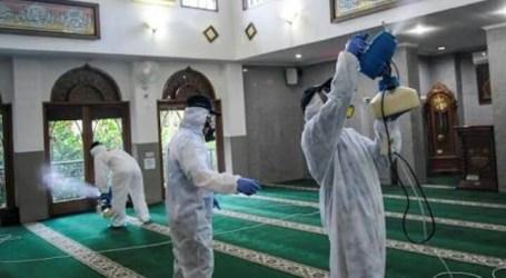 Dubai Campaign Sterilizes of 800 Mosques to Prevent Covid-19