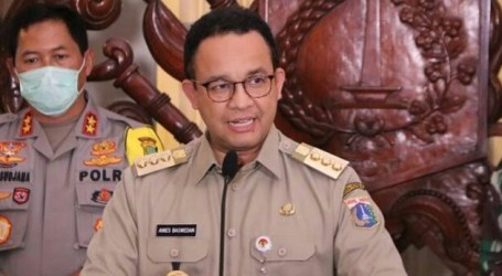 Jakarta Extends Social Restrictions Until 22 May