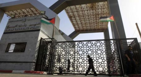 Egypt to Open Rafah Crossing for Three Days