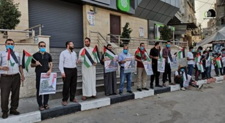 Hundreds of Palestinians Take Action Against Israeli Annexation