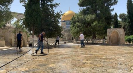 Al-Aqsa Mosque to Reopened Next Week