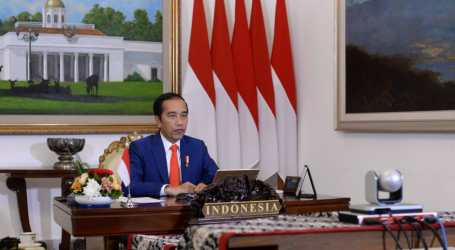 President Jokowi Calls on NAM States to Unite Against Covid-19