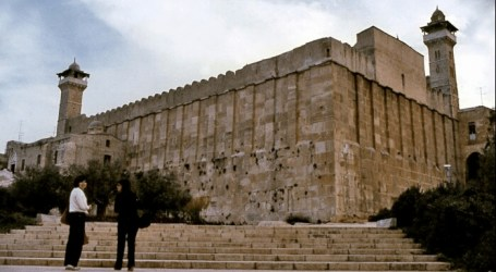 Israel Takes Over Ibrahimi Mosque's Management