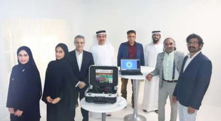 UAE Develops Covid-19 Fast Laser Test Technology