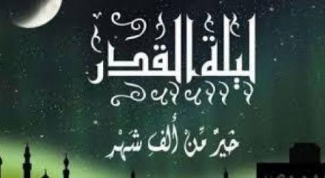 Special Prayers on Night Ramadan (Laylat al-Qadr)