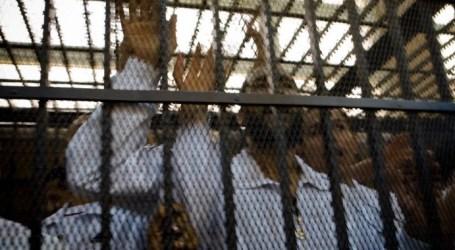 Coronavirus Spreads in Egypt's Al-Qanater Prison