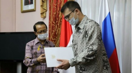 President Appoints Indonesian Honorary Consul in Vladivostok