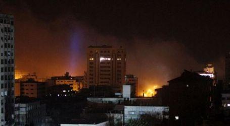 Israeli Warplanes Launch Rockets in Gaza