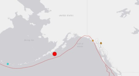 Tsunami Warning as 7.8 Quake Hits Off Alaska