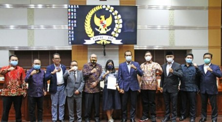Indonesian House of Representatives Strongly Condemns Israel's Annexation Plan