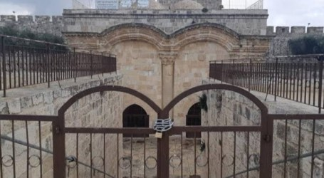Jerusalem Muslims Ready to Fight if Al-Rahmah Gate Closed