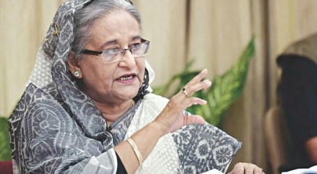 Hasina: All Countries Must Protect Rohingya Muslims