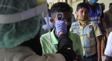 ACT Medical Team: Some Rohingya Refugees in Aceh Experienced Fatigue