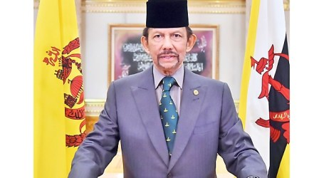 Sultan of Brunei: Event of Hijrah Guides Our Principle in Life