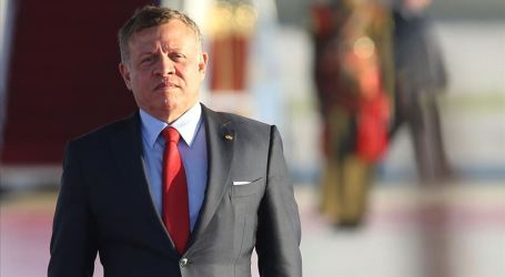 King of Jordan Emphasizes The Important of Supporting Palestine Struggle
