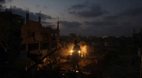 No More Fuel, Power Plant in Gaza to Stop Operating