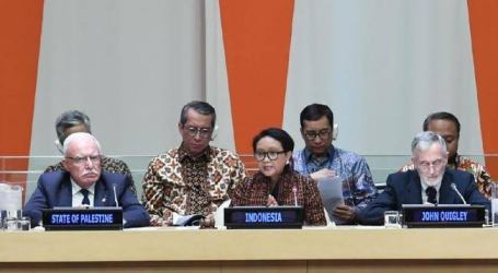 Indonesia's Voice on Palestinian issue Supported by Majority of UNSC Members