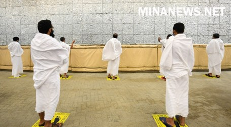 Saudi Arabia Allows 50 Thousand Umrah Pilgrims during Ramadan