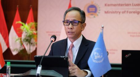 Indonesia Reminds UNSC to Prepare for Post-Pandemic Security Challenges