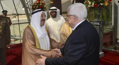 Abbas: Emir of Kuwait Passed Away, Palestine Lost A Great Fighting Friend