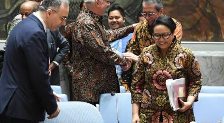Indonesia's Presidency in the UNSC Ended this Month