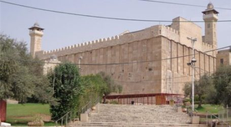 Israel Closes Ibrahimi Mosque for Muslims