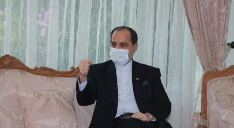 Ambassador Azad: Iran Proposes Referandum across Palestinian Territories